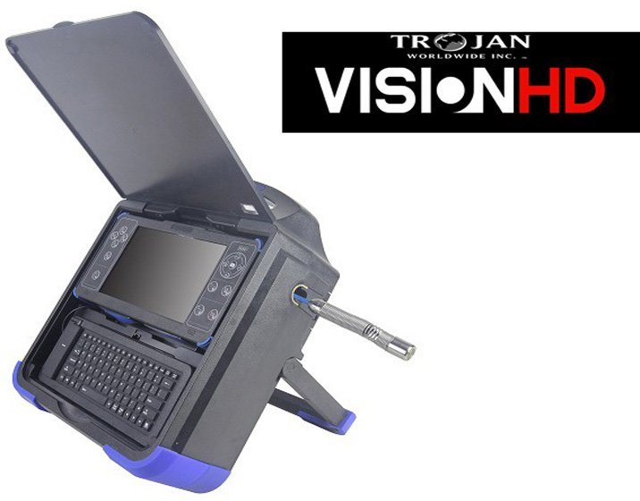 VISIONHD 1080P CAMERA SYSTEM